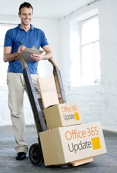 Delivering Office 365 Updates
