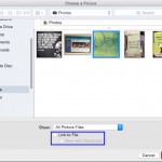 Insert and/or Link Pictures in PowerPoint 2016 for Mac