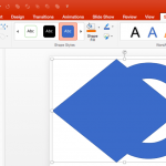 Shape Union Command in PowerPoint 2016 for Mac