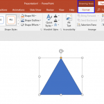 Change Default Shape Attributes in PowerPoint 2016 for Windows
