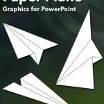 Paper Plane Graphics for PowerPoint