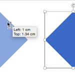 Duplicate Shapes by Dragging in PowerPoint 2016 for Mac