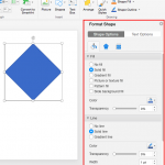 Format Task Panes in PowerPoint 2016 for Mac