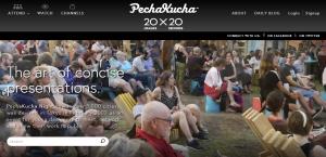 Pecha Kucha Questions