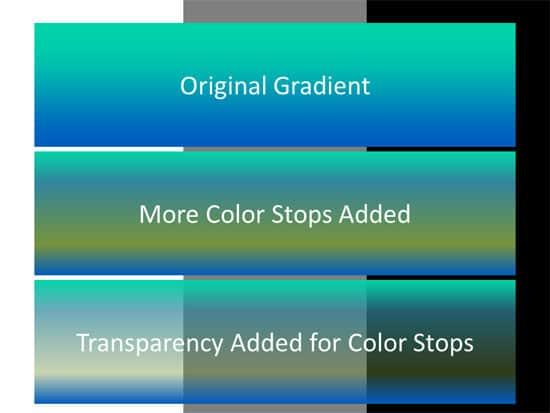 Gradient Stops in PowerPoint 2016 for Mac