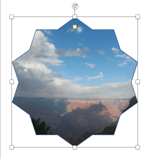 Add Picture Fills to Shapes in PowerPoint 2016 for Mac