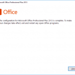 Repair Office and PowerPoint 2013 for Windows