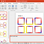 Notes Pane in PowerPoint 365 for Mac