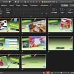 Slide Sorter View in PowerPoint 365 for Mac