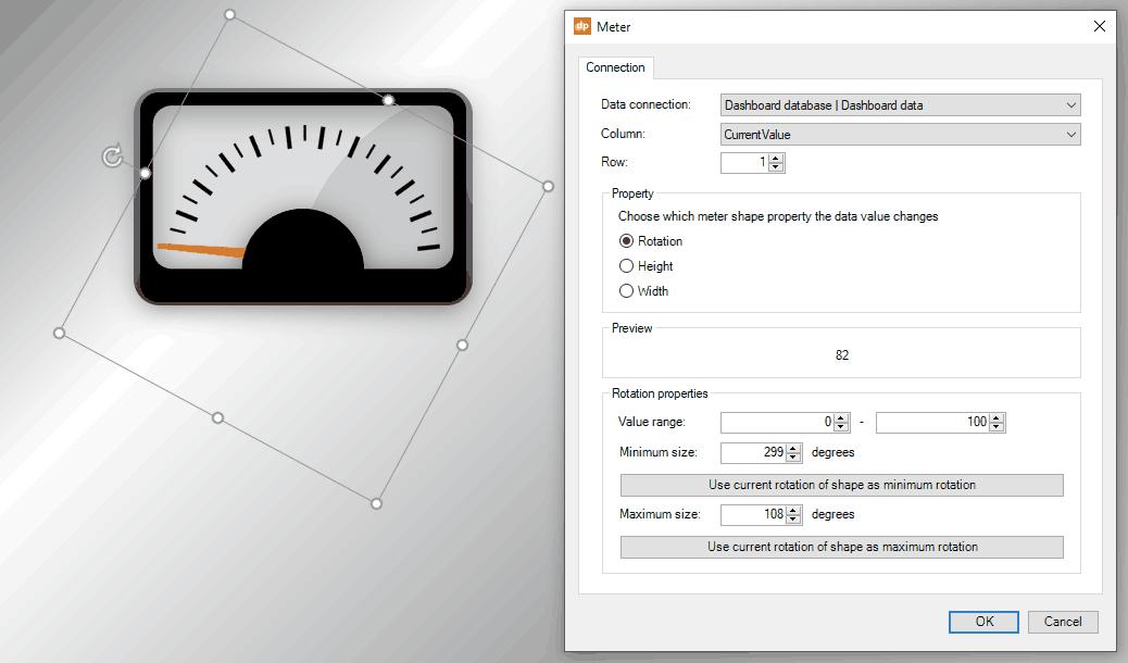 Complex Data-Driven PowerPoint Dashboard 06