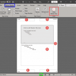 Notes Master View in PowerPoint 365 for Windows