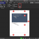 Notes Master View in PowerPoint 365 for Mac