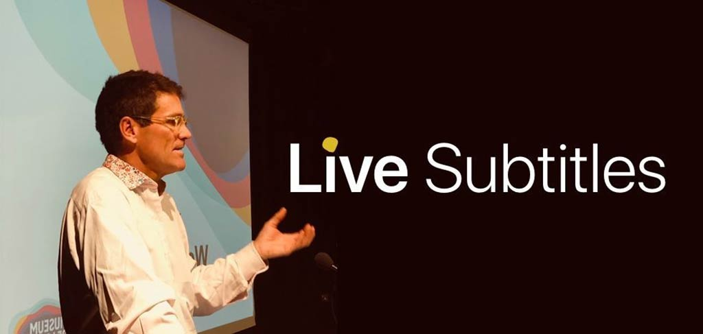 Hypersay Live Subtitles