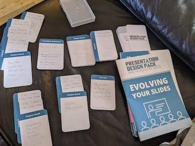 Presentation Design Pack by Richard Tubb
