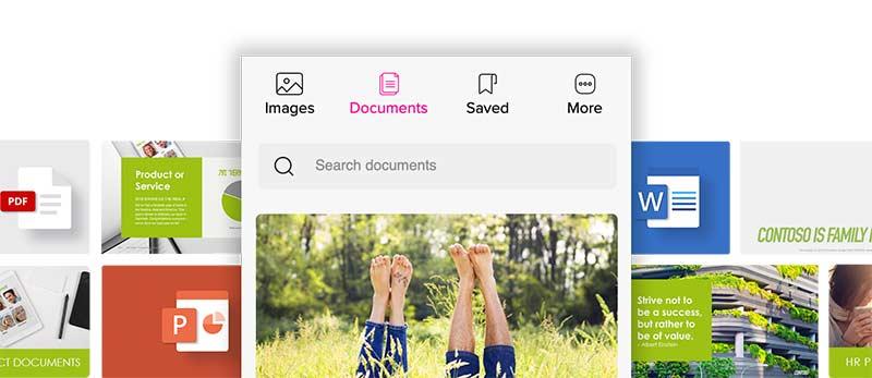 Pickit Promo Landing Page