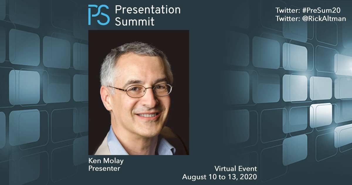 Presentation Summit Ken Molay 2020