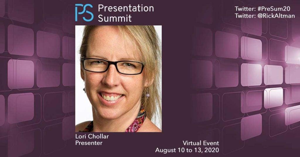 Presentation Summit Lori Chollar 2020
