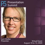 Presentation Summit 2020: Conversation with Lori Chollar