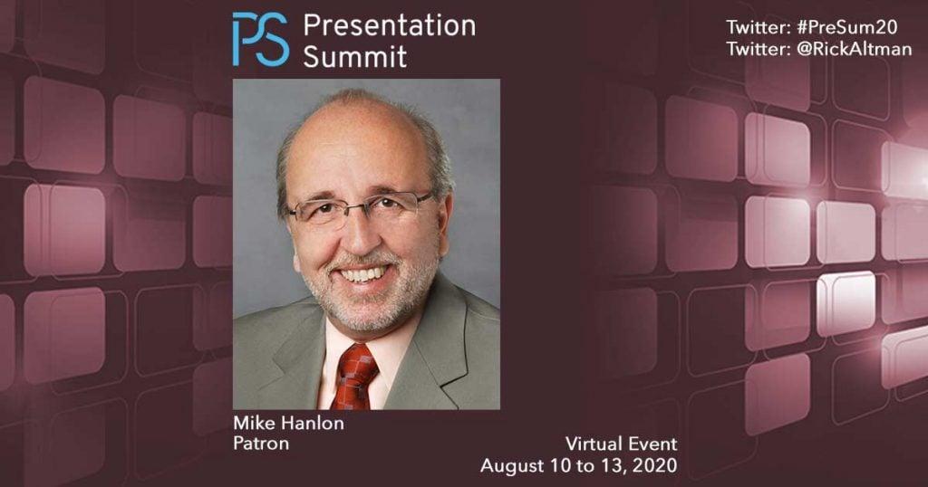 Presentation Summit Mike Hanlon 2020