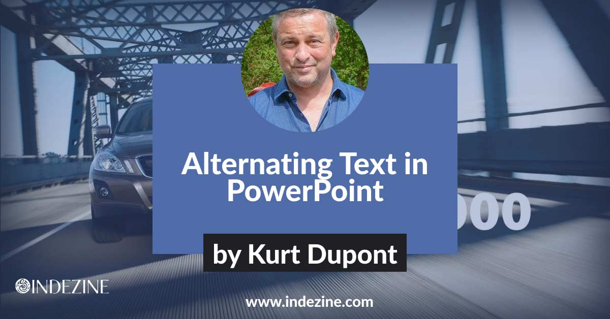 Alternating Text in PowerPoint
