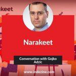 Narakeet: Conversation with Gojko Adzic