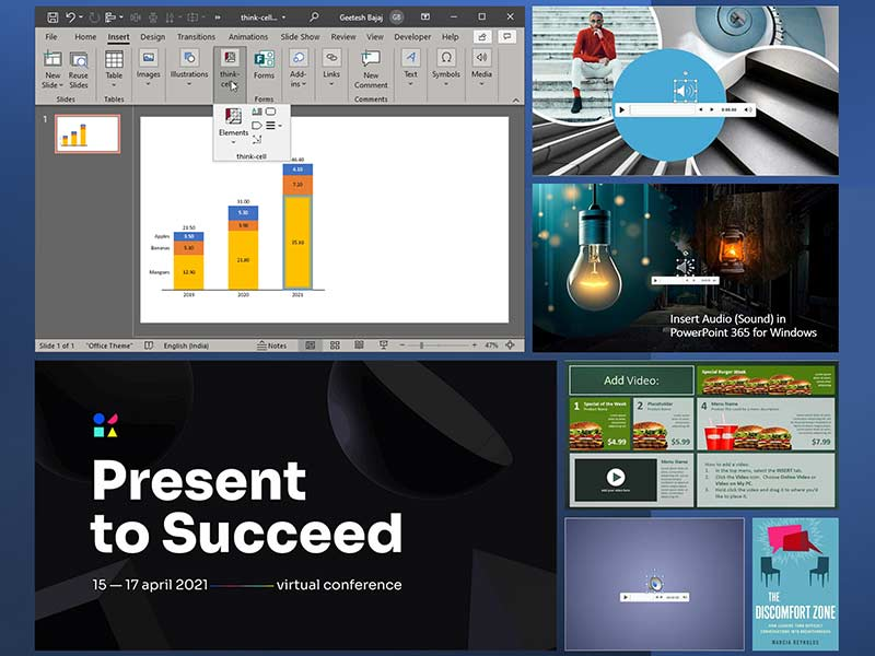 PowerPoint and Presenting News: March 23, 2021