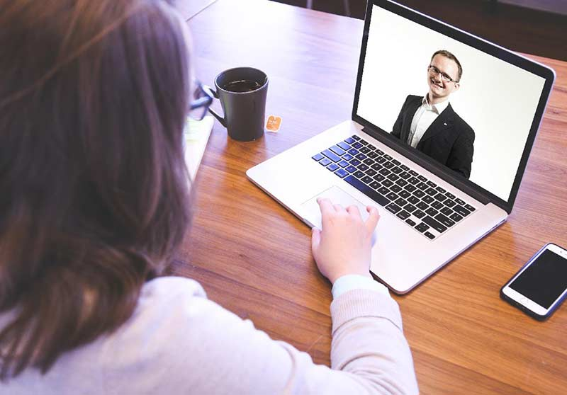 How to Give Your Best Pitch via Video