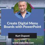 Create Digital Menu Boards with PowerPoint