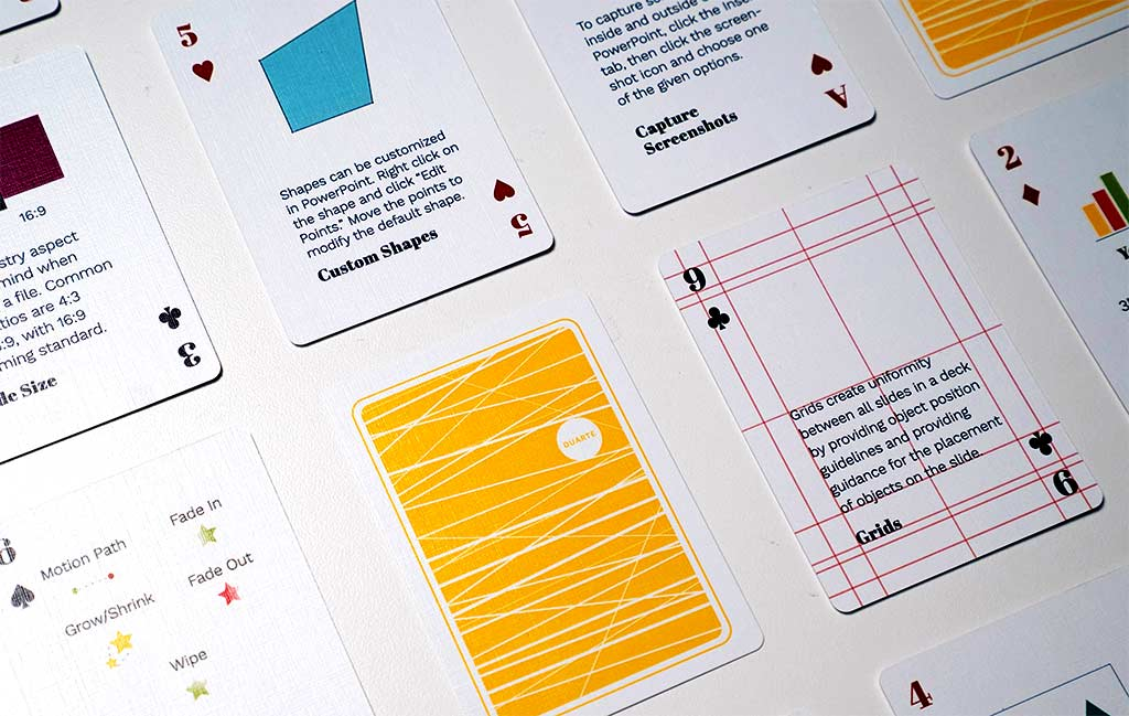 PowerPoint Playing Cards by Haley Rich
