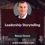 Leadership Storytelling: Conversation with Ronan Dunne
