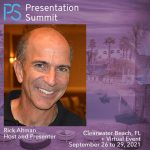 In-Person or Virtual Conference Events: Conversation with Rick Altman
