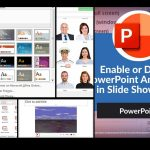 PowerPoint and Presenting News: July 6, 2021