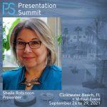 Presentation Summit 2021: Conversation with Sheila B. Robinson