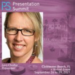 Presentation Summit 2021: Conversation with Lori Chollar